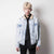 Kollar Shearling Jean Jacket - Blue - Rare Boutique LLC
