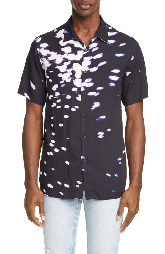 Ksubi Fractals Resort SS Shirt - Rare Boutique LLC