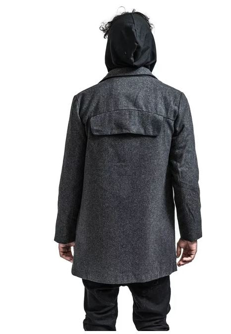 Kollar Classic Overcoat - Rare Boutique LLC