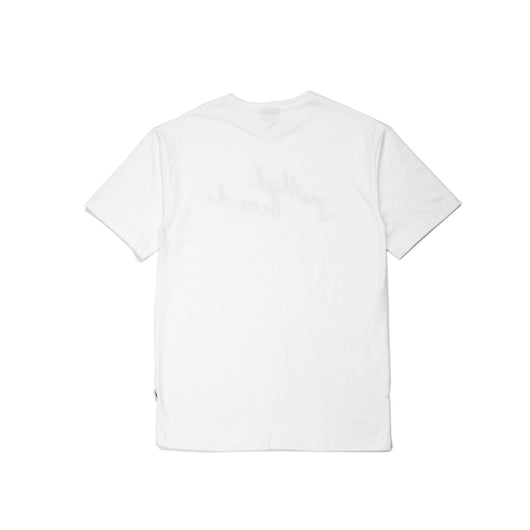 Publish Brand Scripted Tee - White - Rare Boutique LLC