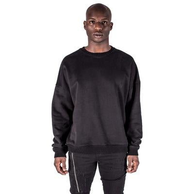 Publish Alford Knit Sweater / Black