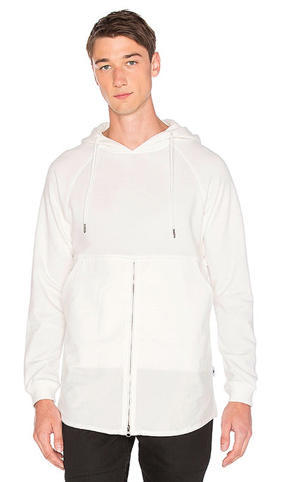 Publish Fedde Hoodie - White - Rare Boutique LLC