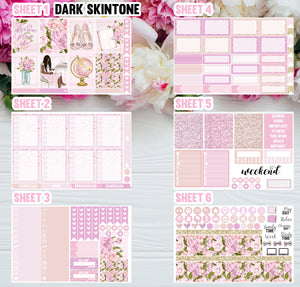 Weekly kit: Planner girl