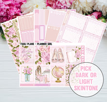 Load image into Gallery viewer, Weekly kit: Planner girl