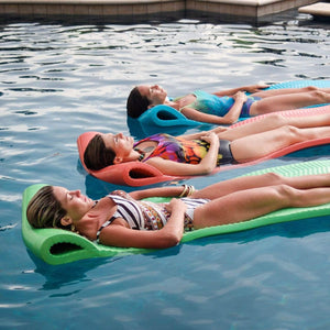 Swimming Foam Pool Floats For Adults Or Kids - Green - cultuto