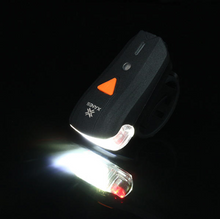 Load image into Gallery viewer, Bicycle Headlight That's Rechargeable And Good For Road Or Mountain Bikes - cultuto