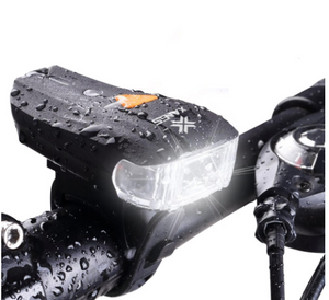 Bicycle Headlight That's Rechargeable And Good For Road Or Mountain Bikes - cultuto