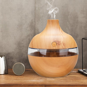 Aromato ™ Electric Essential Oil Diffuser For Aromatherapy And Room - cultuto