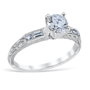 Lucia Engagement Ring