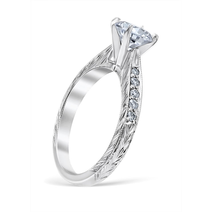 Sussana Classic Engagement Ring