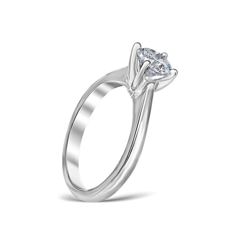 Liliana Solitaire Engagement Ring