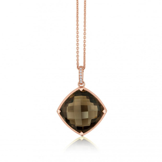 Lisa Nik 20mm Cushion Pendant (Multiple Colors!)