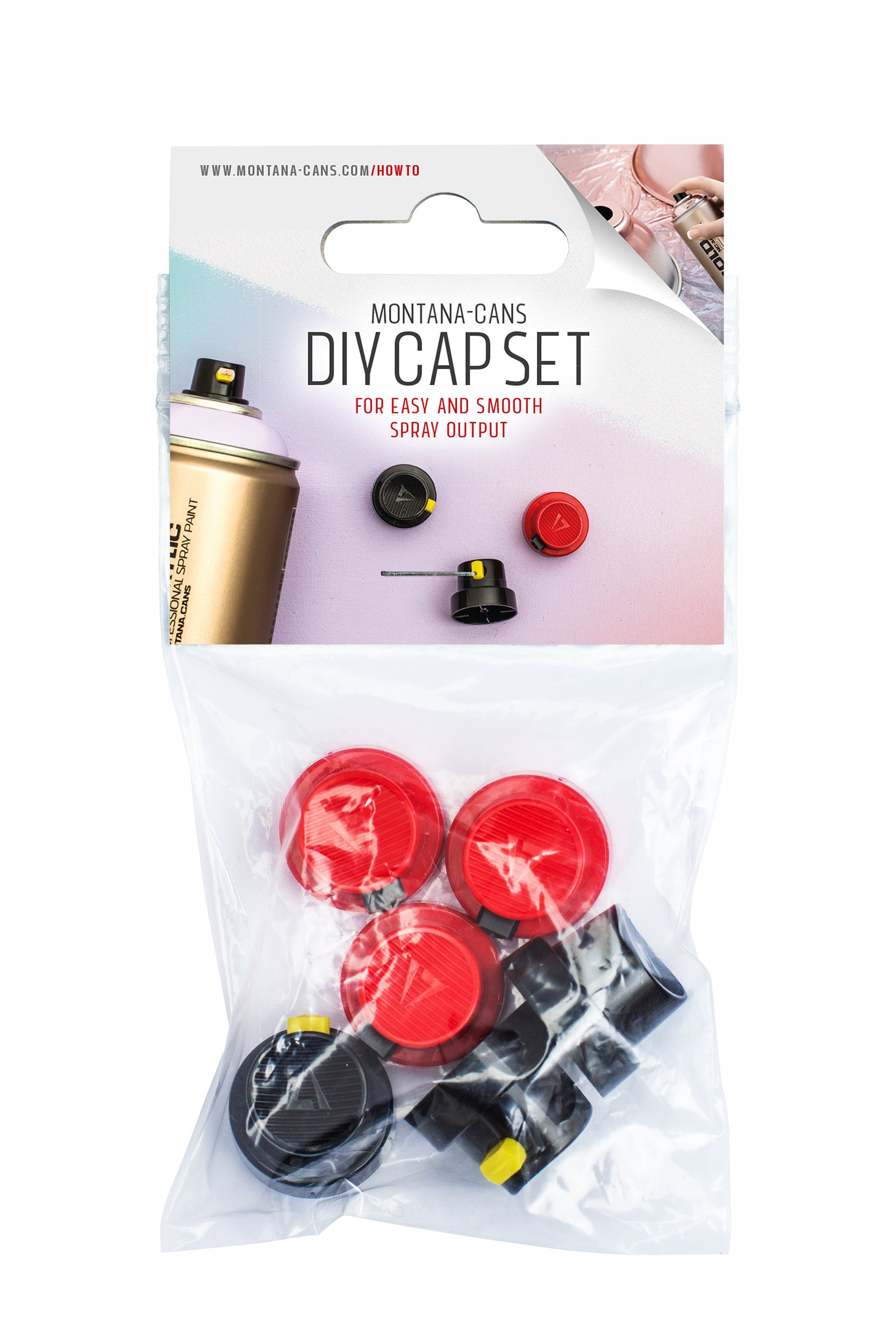 Montana Diy Pack Of 6 Caps DIY Cap Set