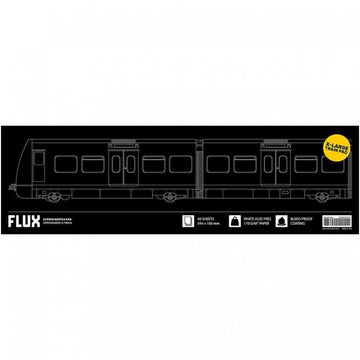FLUX System Sketch Pad Copenhagen S-Train
