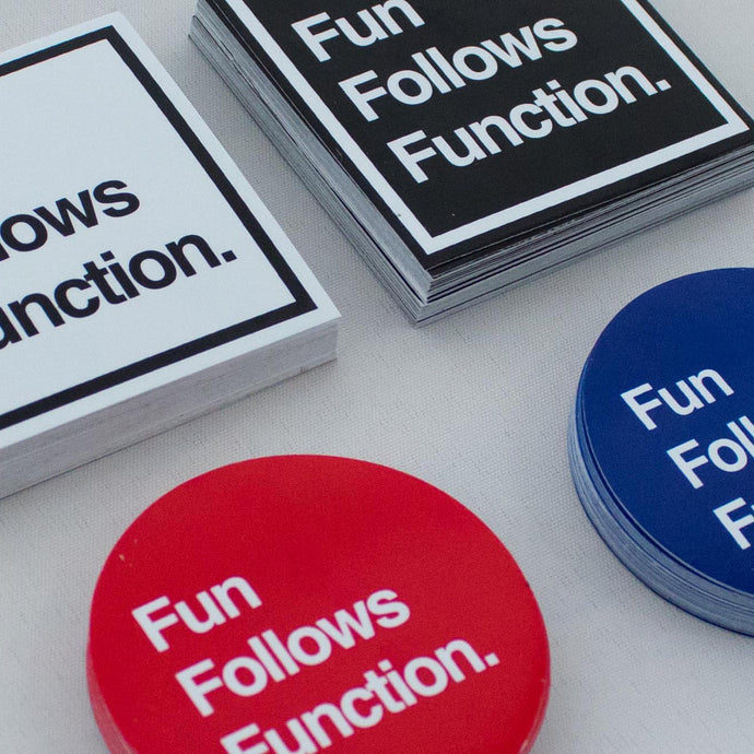 Fun Follows Function Store is Now Online