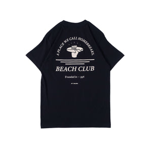 Unkl347 Beach Club Pow Dark Navy T-Shirt