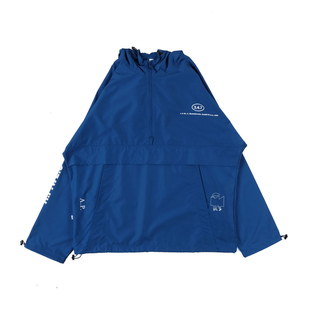 UNKL347 Windbreaker Jacket Bld