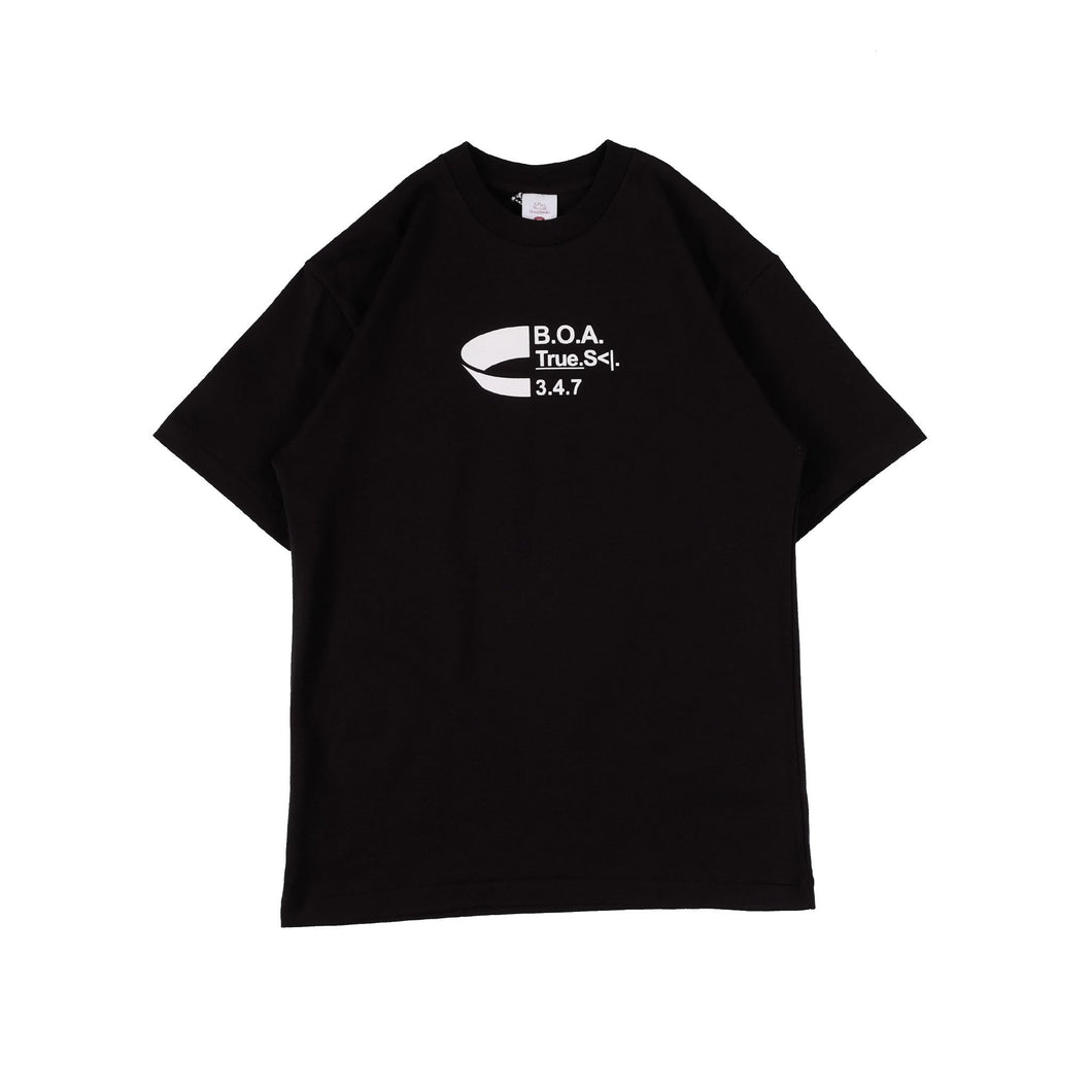 UNKL347 T-Shirt Heavy Cotton Rcl Black