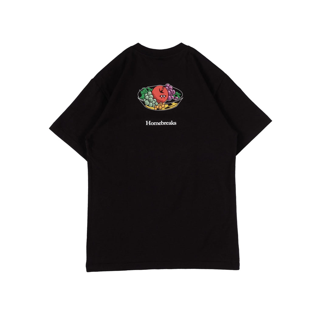 UNKL347 T-Shirt Heavy Cotton Rfs Black