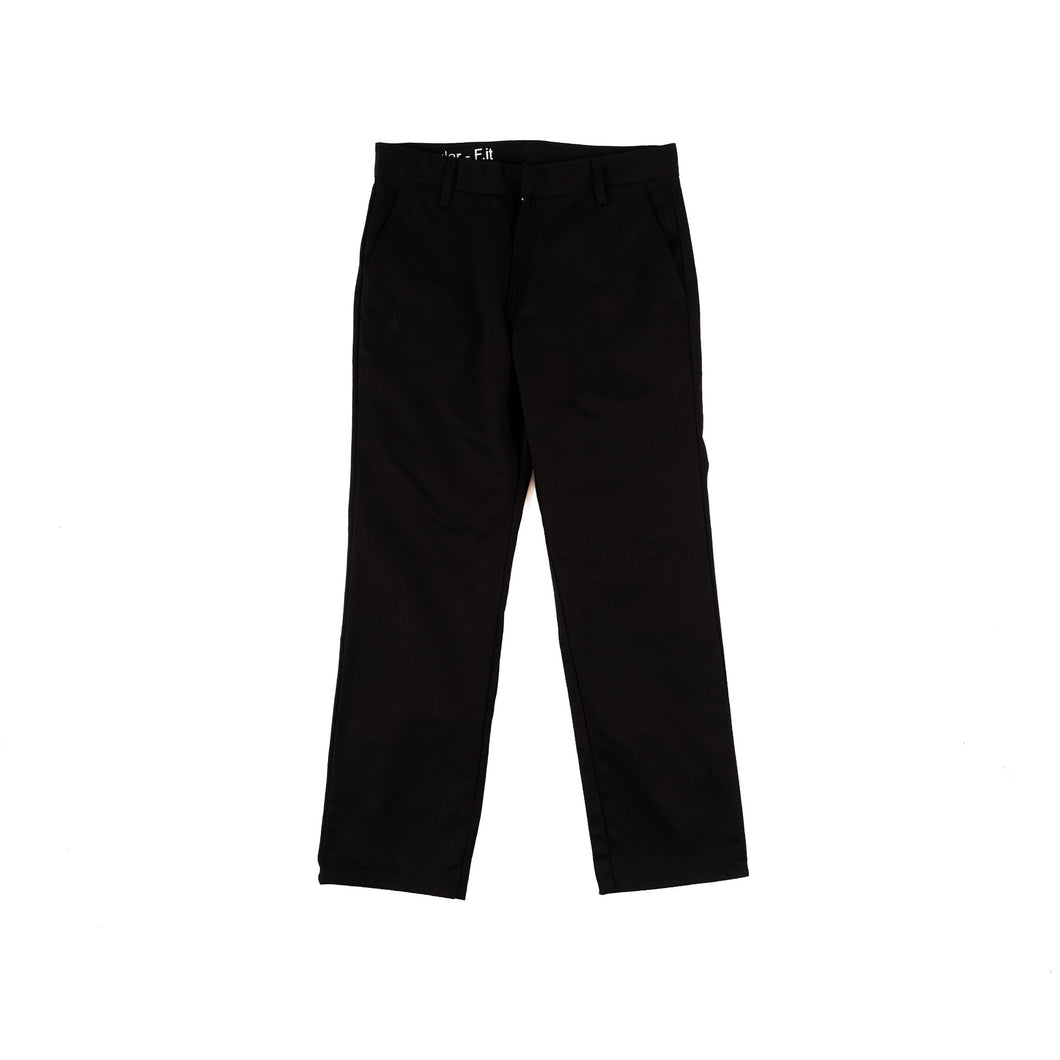 UNKL347 Chino Pants Regular Fit Getr Black