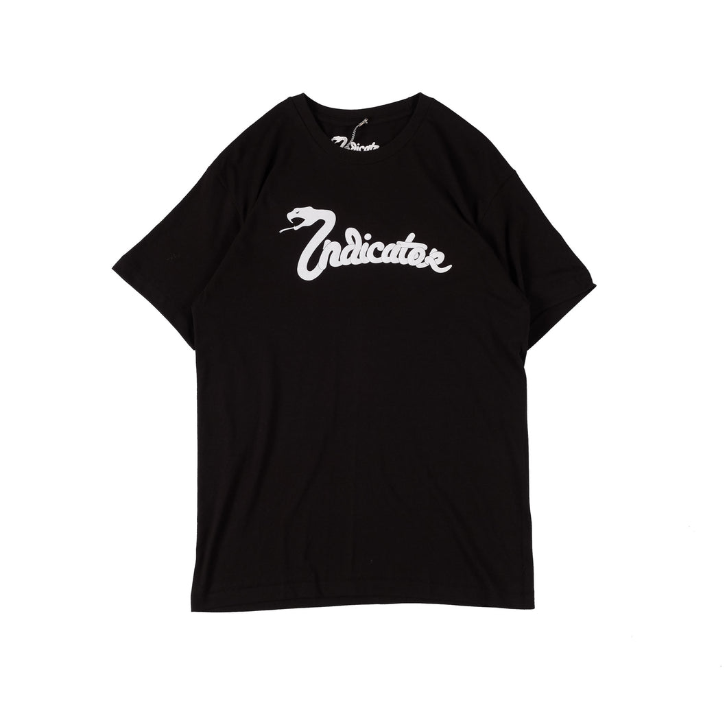 Indicator Snake Aftd Black T-Shirt