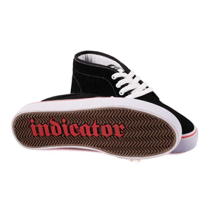 Indicator Mid Whrd Black Shoes