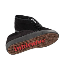 Load image into Gallery viewer, Indicator Mid Bk Black Shoes