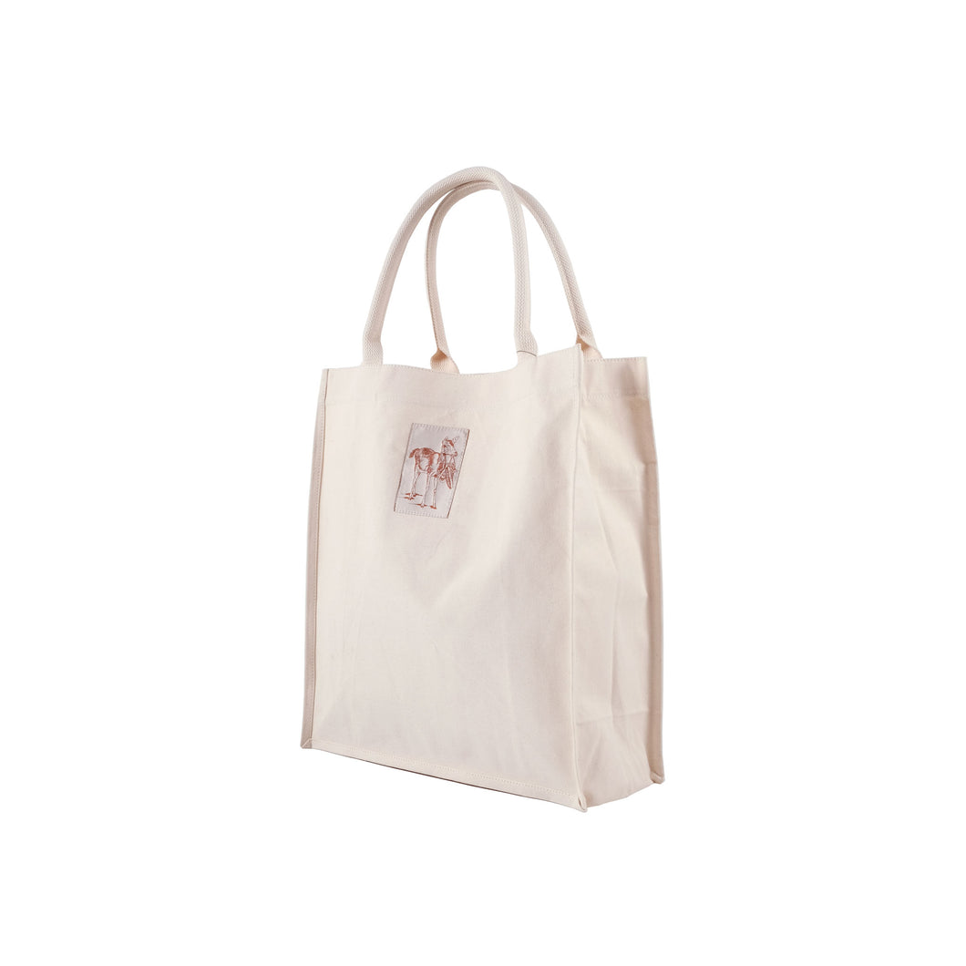 Indicator Mdeer White Totebag