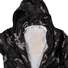 Load image into Gallery viewer, Unkl347 Coldre Grey Camo Parka Jacket