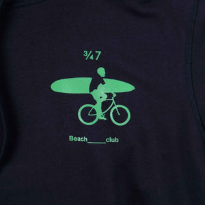 Unkl347 Beach Club Cycled Hoodie Sweaters