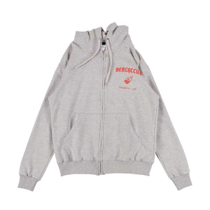 Unkl347 Beach Club Jameson Zip Misty Hoodie