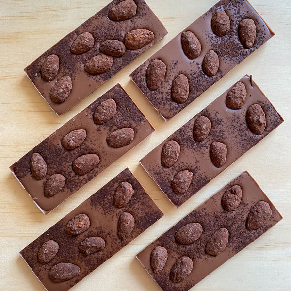 Chocolate French Almond Block