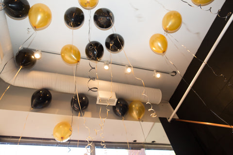 Fashion Launch Party Balloons
