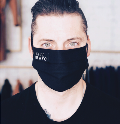 mr hewko cloth face mask