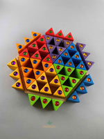 Junior Triangles Set of 54