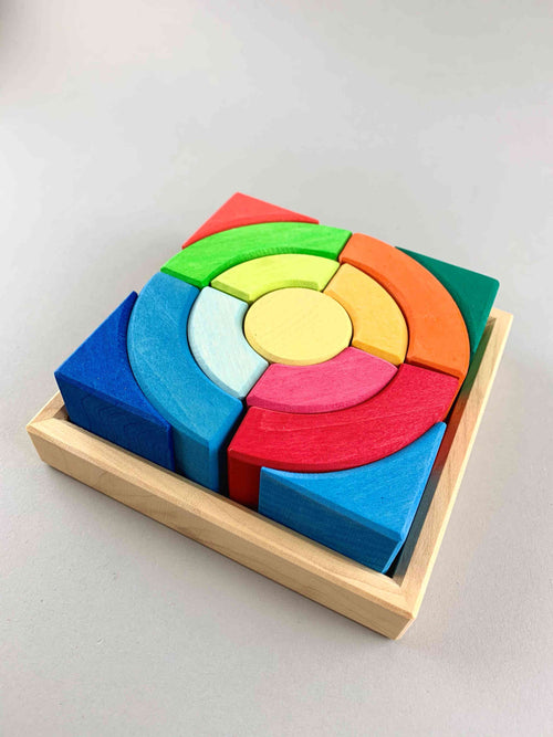 Quadrat Building Set - Circles