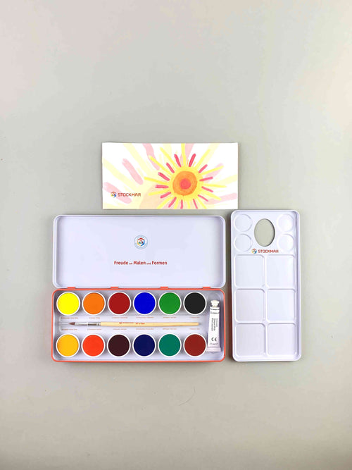 Opaque Watercolor Paint Set