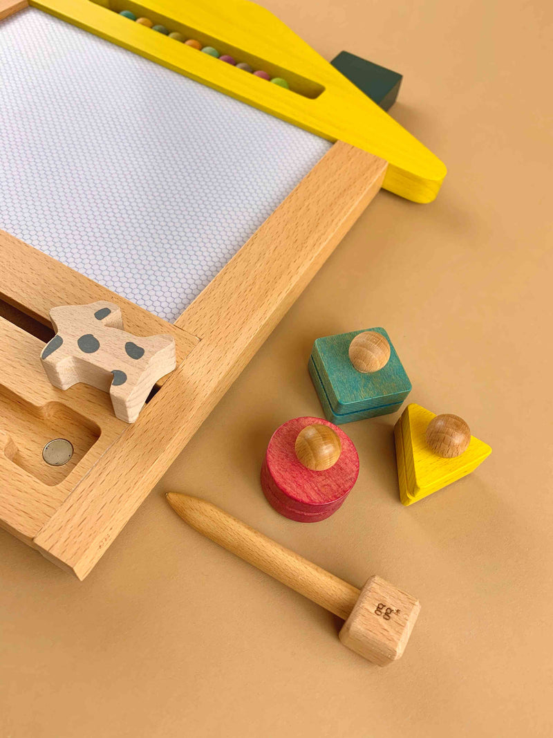 Oekaki Magnetic Drawing Board