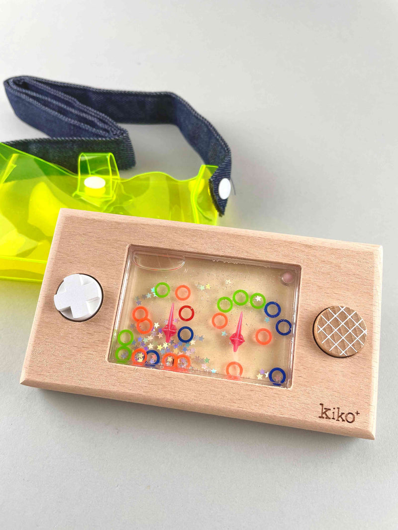 Wakka Water Game Wooden Toy