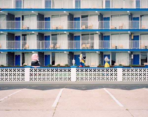 130 Miles Photo series of Jersey Shore by Tyler Haughey