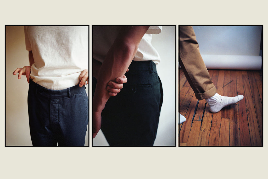 Armitage & McMillan Holiday Edit Unis Chinos