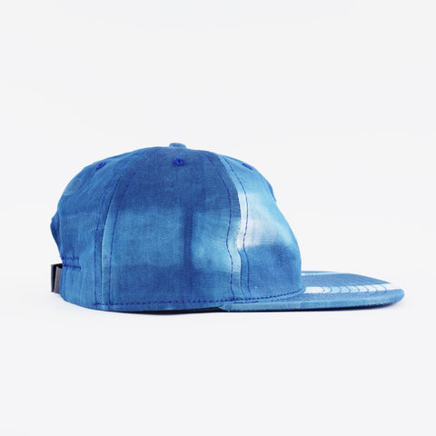 FairEnds x Armitage and McMillan Indigo Shibori Collaboration Cap