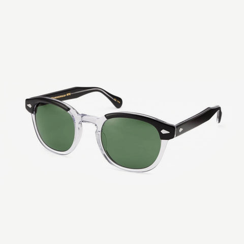 Lemtosh Sunglasses - Black Crystal / G-15 Lenses