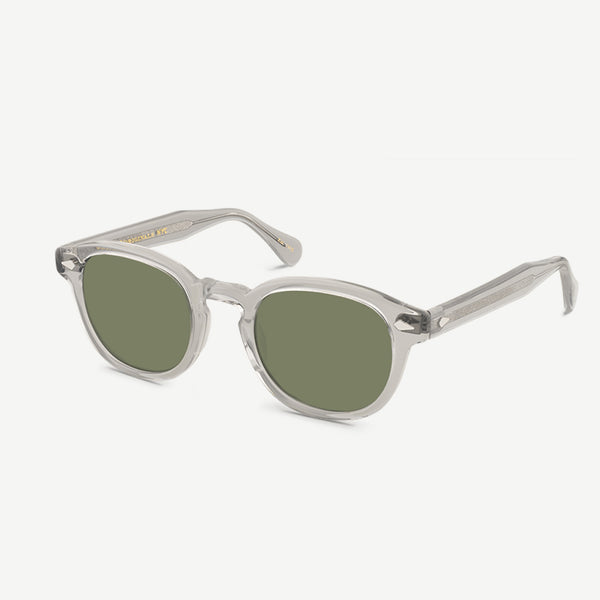 Lemtosh Sunglasses - Light Grey / G-15 Lenses