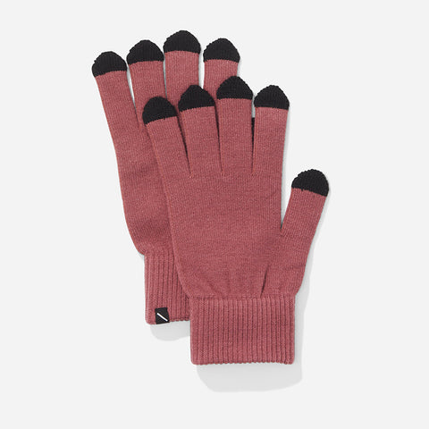 Saturdays Dylan Glove Plum