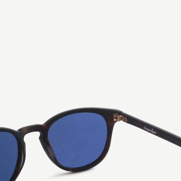 Willard Sunglasses - Matte Dark Tortoise