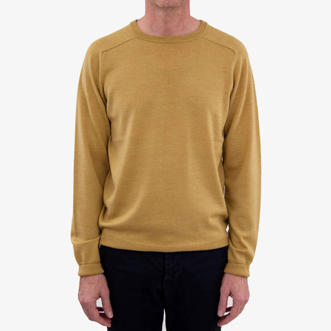 APC Logan Sweater Mustard