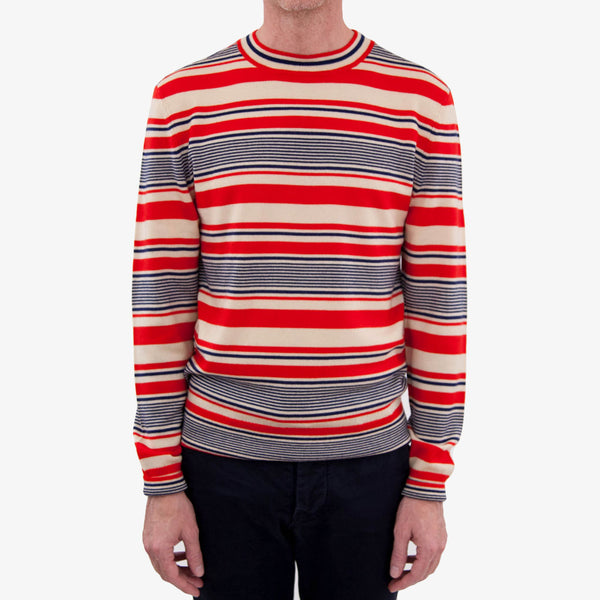 Scott Sweater - Red