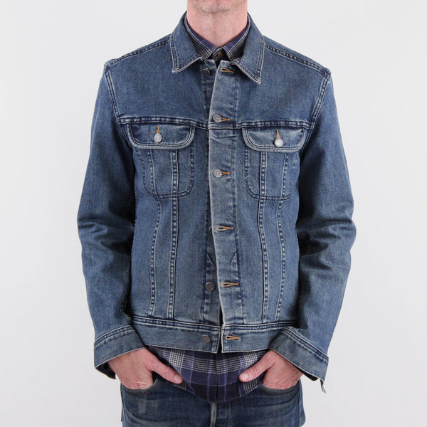 New Denim Jacket - Indigo