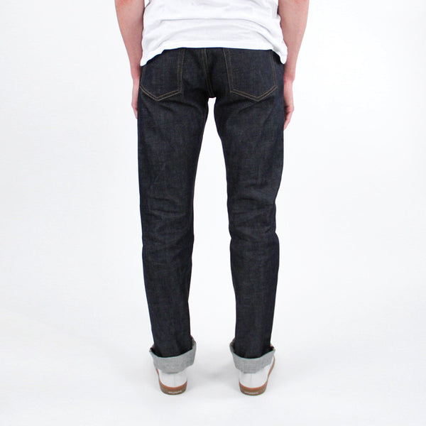 New Standard - Raw Indigo Denim
